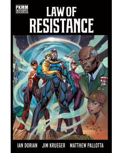 Law of Resistance - Graphic Novel